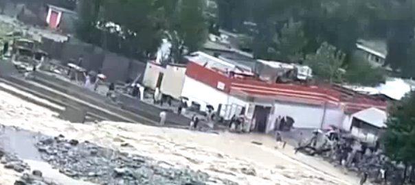 rain damages in kpk