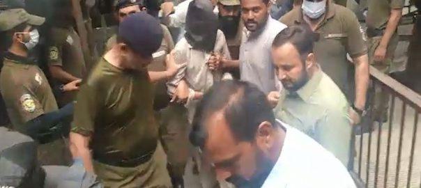 موٹروے زیادتی کیس ، پولیس ، مرکزی ملزم شفقت علی ، باقاعدہ گرفتاری ڈال دی ، لاہور ، 92 نیوز