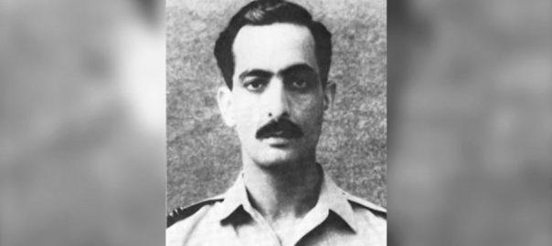 سکواڈرن لیڈر ، سرفراز احمد رفیقی ، ہلال جرأت ، مادر وطن کی حرمت ، جان نچھاور ، اسلام آباد ، 92 نیوز