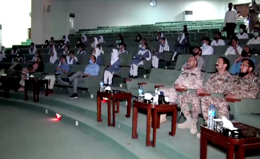 سندھ رینجرز کی جانب سے صوبے میں مفت میڈیکل کیمپس کا انعقاد