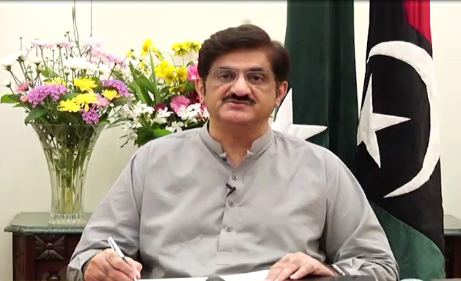 وزیراعلیٰ سندھ مراد علی شاہ بھی کورونا وائرس کا شکار