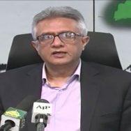 پاکستان ، کورونا وائرس ، دوسری لہر شروع ، ڈاکٹر فیصل سلطان ، 92 نیوز