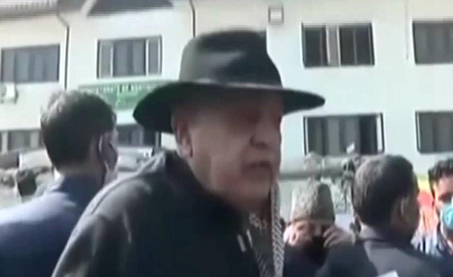 بیجنگ کا دباؤ کشمیر کو آزاد کرانے کا باعث بنے گا، فاروق عبداللہ