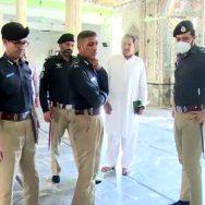 آئی جی خیبرپختونخوا ، پشاور ، دھماکے کی جگہ کا دورہ ، میڈیا گفتگو ، 92 نیوز