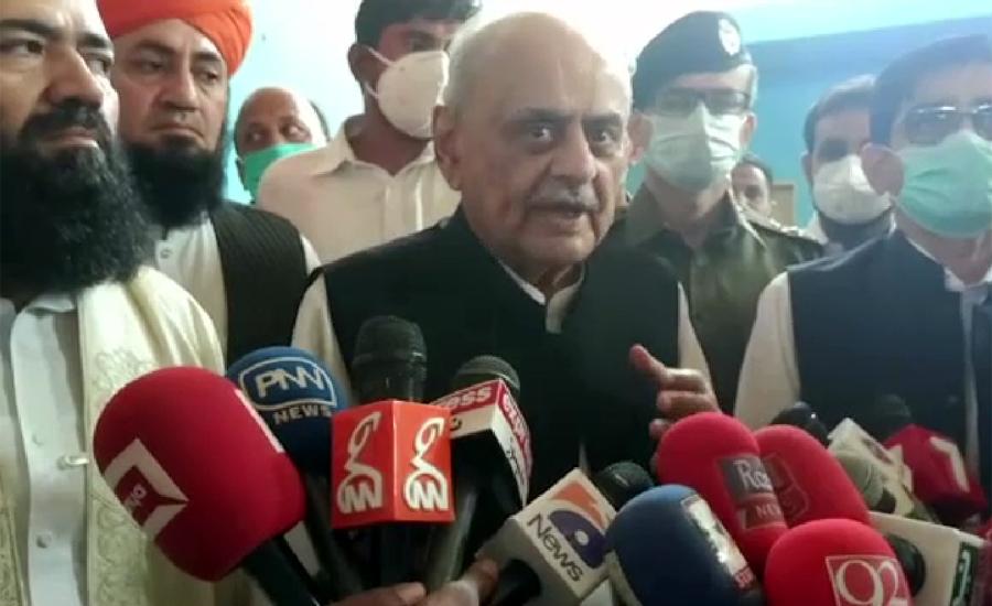وزیر داخلہ کا پاک فوج کیخلاف بولنے والوں کو بھارت چلے جانے کا مشورہ