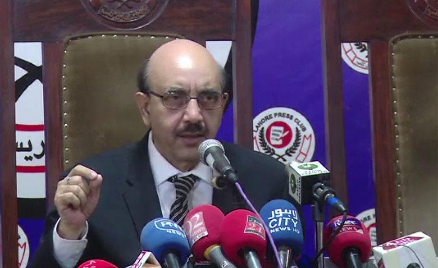 آزاد کشمیر کی قیادت پوری دنیا میں جا کر کشمیر کا مسئلہ پیش کرتی ہے، مسعود خان
