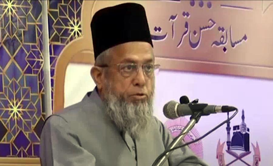 مولانا ڈاکٹر عادل خان کی شہادت کا واقعہ ، اہلخانہ کا مقدمہ درج کرانے سے انکار