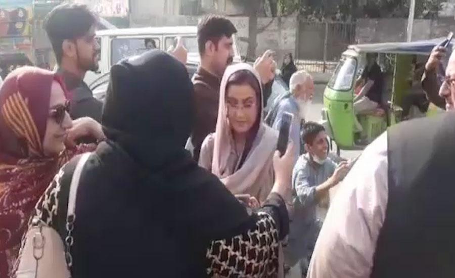پاکستان مسلم لیگ ن کے رہنماؤں کا اورنج لائن ٹرین پر سفر