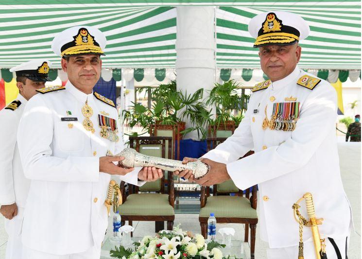 فیصل رسول نے کمانڈر کراچی اور زاہد الیاس نے کمانڈر کوسٹ کی ذمہ داریاں سنبھال لیں