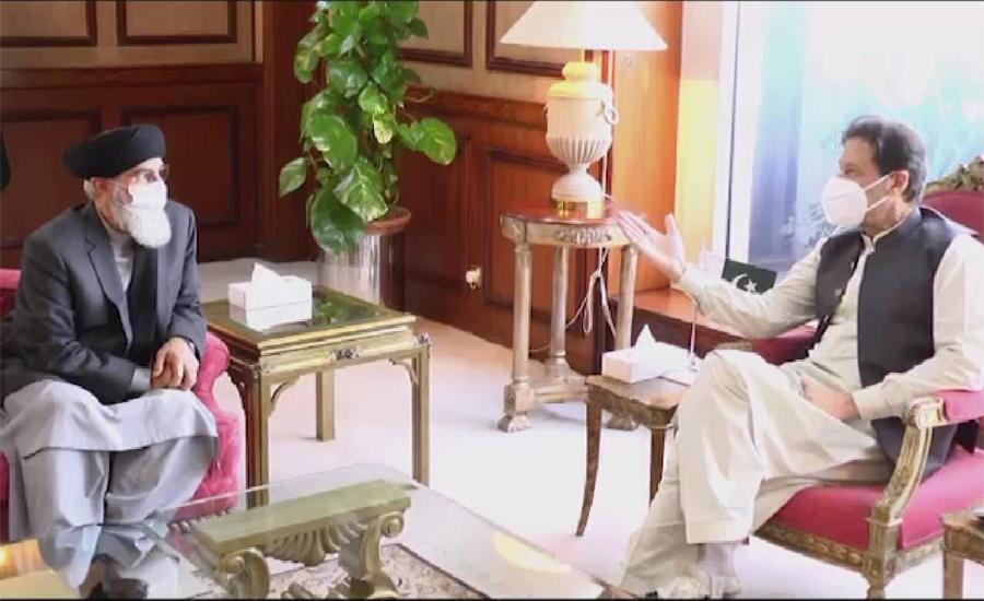 وزیراعظم سے حزب اسلامی افغانستان کے رہنما گلبدین حکمت یار کی ملاقات