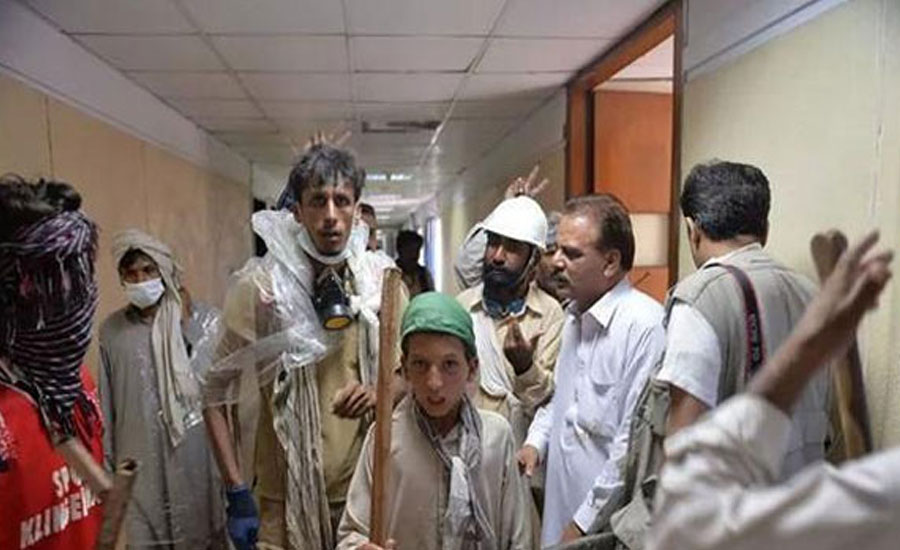 پی ٹی وی اور پارلیمنٹ حملہ کیس ، وزیراعظم کی انسداد دہشتگردی عدالت اسلام آباد سے بریت کی استدعا