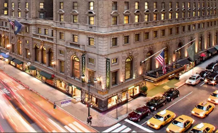 نیویارک میں پی آئی اے کی ملکیت روزویلٹ ہوٹل 31 اکتوبر کو ہمیشہ کیلئے بند ہو جائے گا