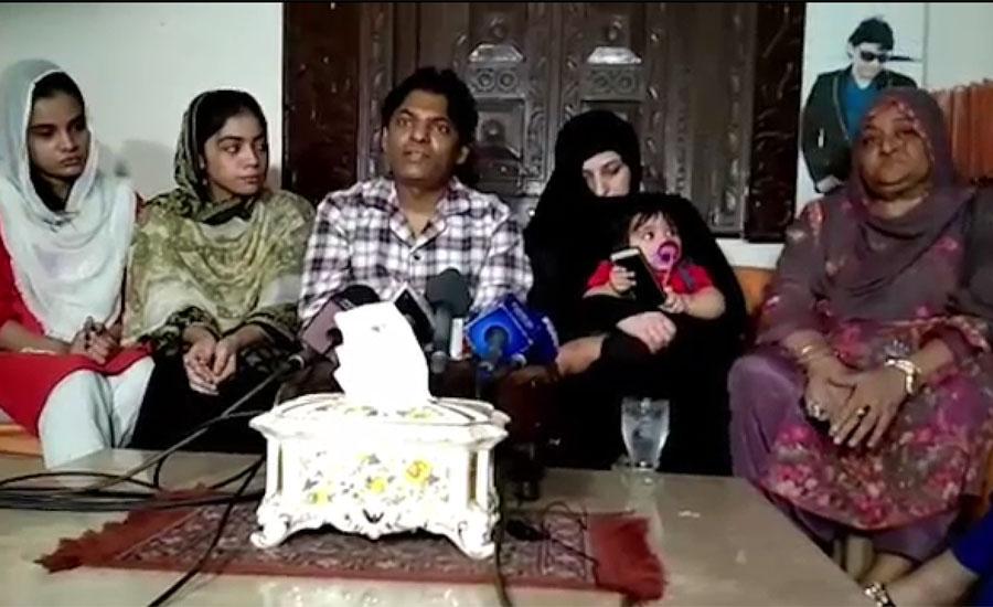 معروف قوال شیر میاں داد کا حکومت سے سکیورٹی فراہم کرنے کا مطالبہ