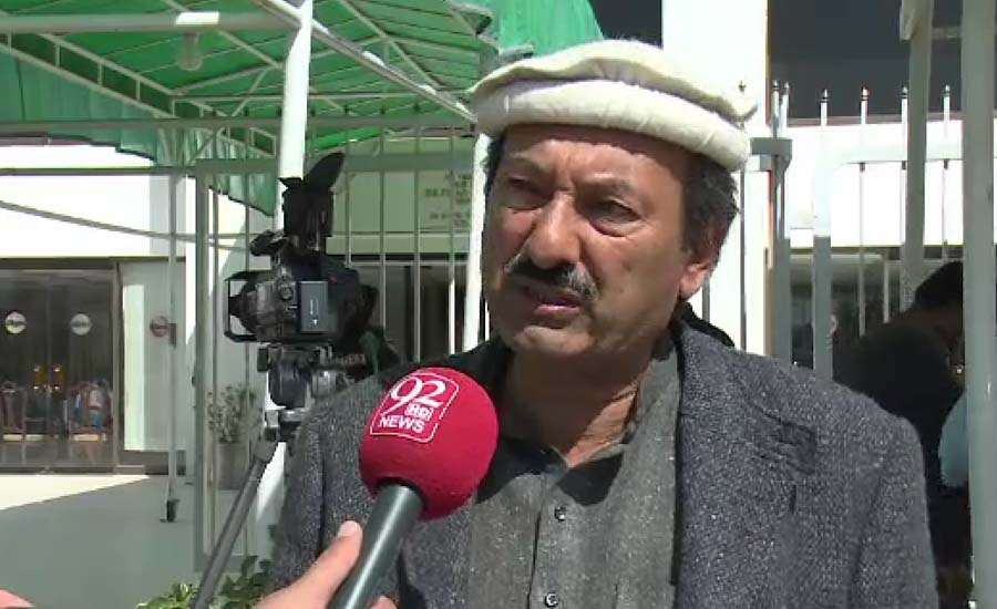 وزیر اعلیٰ سندھ بتائیں کہ صفدر اعوان کی گرفتار کیلئے کس کا دباؤ تھا،زاہد خان