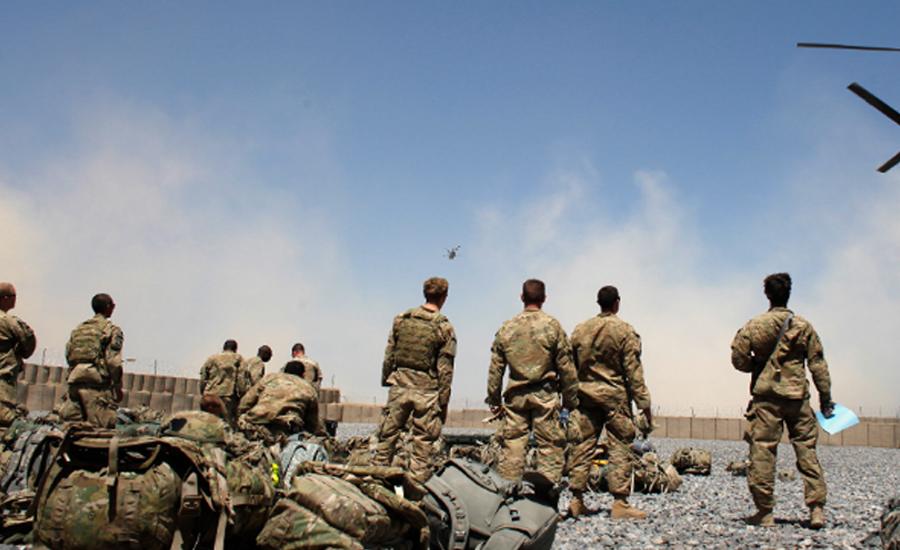 کرسمس تک امریکا کی تمام فوج افغانستان سے واپس آجانی چاہئے ، امریکی صدر