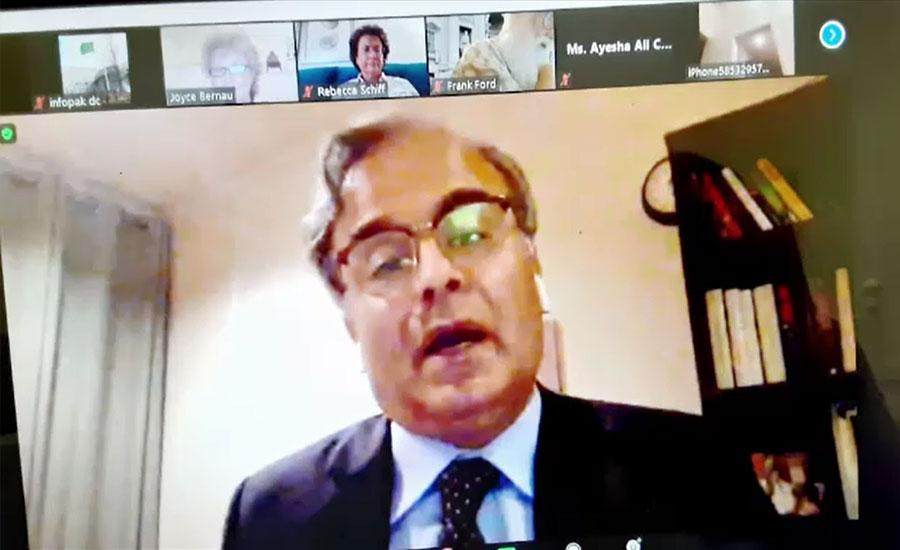 جنوبی ایشیا میں پائیدار امن مسئلہ کشمیر کے پُر امن حل سے وابستہ ہے، اسد مجید