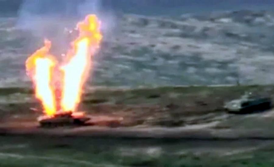 آذربائیجان اور آرمینیا میں تیسری مرتبہ جنگ بندی پر اتفاق