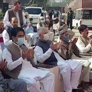 وزیر اعلٰی محمود خان ، پناہ گاہ ، عید میلاد النبی ﷺ ، تقریب میں شرکت ، 92 نیوز