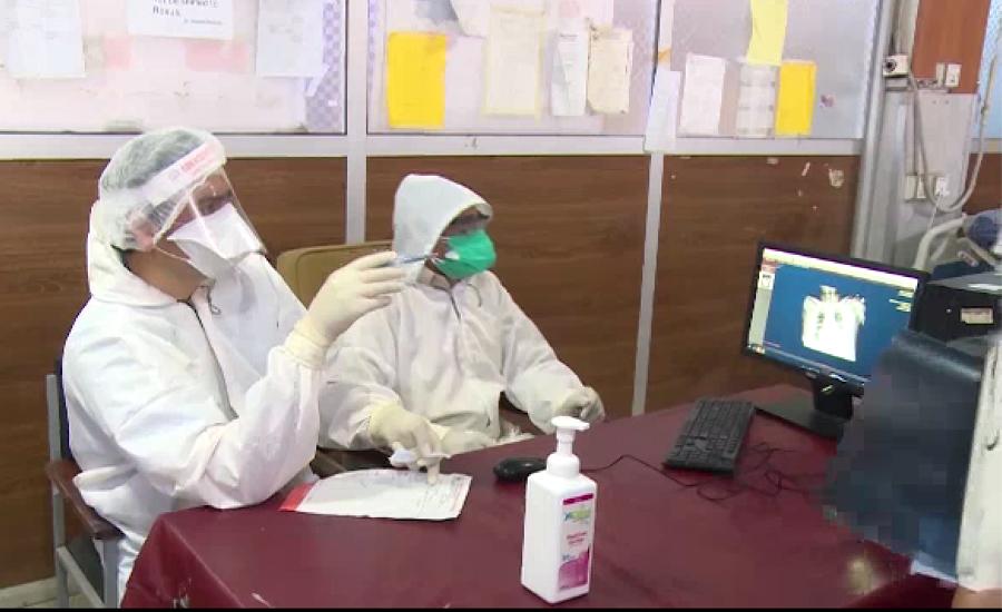 کورونا وائرس سے مزید چھ افراد جاں بحق، مجموعی تعداد 6 ہزار 523 ہو گئی
