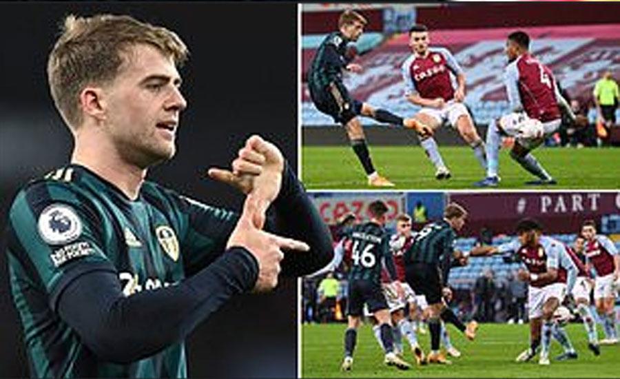 انگلش اور اٹالین فٹبال لیگ، آسٹن ویلا کو شکست، ٹورینو اور سسولو کا مقابلہ برابر رہا