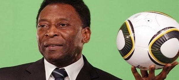 برازیلین لیجنڈری فٹبالر پیلے ، 80 سال ، 92 نیوز