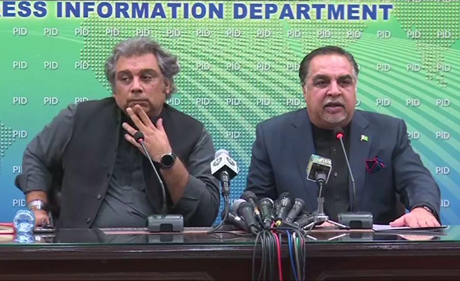 گورنر سندھ نے بنڈل آئی لینڈ منصوبے کو دبئی سے بھی بڑھ کر قرار دیدیا