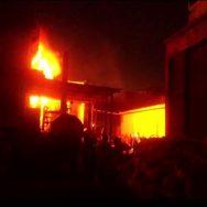 کراچی سائٹ ایریا ، ولیکا چورنگی ، فیکٹری ، آگ پر قابو ، 92 نیوز