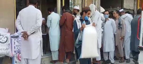 حکومتی اقدامات ، خیبر پختونخوا ، آٹے کی قیمتیں ، بڑھنے لگیں ، پشاور ، 92 نیوز