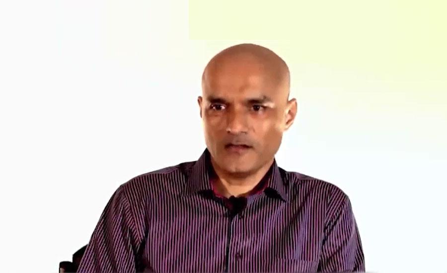 کلبھوشن یادیو دماغی مریض قرار دیئے جانے پر بھارتی ناظم الامور پر برہم