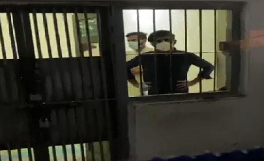 سرکاری زمین پر قبضہ کرنے کا الزام ، چودھری تنویر کے بیٹے اسامہ اور انس گرفتار