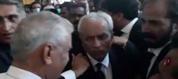 عدالت ، نہال ہاشمی ، بیٹوں کی ضمانت منظور ، کراچی ، 92 نیوز