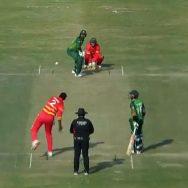 پہلاون ڈے ، پاکستان ، زمبابوے ، جیت ، 282 رنز کا ہدف ، راولپنڈی ، 92 نیوز