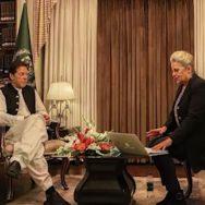 پاکستان ، چین ، بنگلہ دیش ، سری لنکا ، بھارت ایک خطرہ ، وزیراعظم ، عمران خان ، جرمن جریدے ، انٹرویو ، 92 نیوز