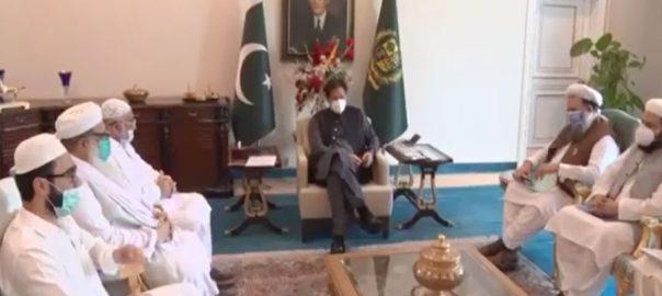 وزیراعظم ، چیئرمین قومی اقلیتی کمیشن ، وفد کی ملاقات ، اسلام آباد ، 92 نیوز