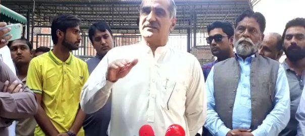 مقدمے ، تمغے ، جلسے رکیں گے نہ ہی قافلے ، سعدرفیق ، میڈیا سے گفتگو ، لاہور ، 92 نیوز