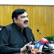 نہ مارشل لا ، نہ عمران خان جارہا ، شیخ رشید ، پریس کانفرنس ، 92 نیوز