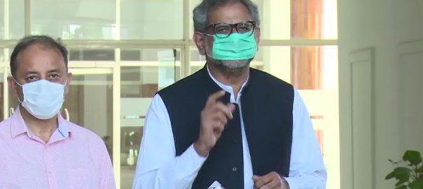 گوجرانوالہ ، سڑک ، کنٹینر ، ہتھکنڈے ، شاہد عباسی ، میڈیا گفتگو ، اسلام آباد ، 92 نیوز