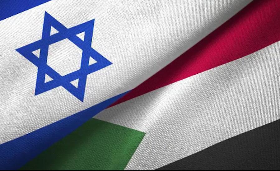 سوڈان اور اسرائیل کا امریکی تعاون سے تعلقات معمول پرلانے کے معاہدے پر اتفاق