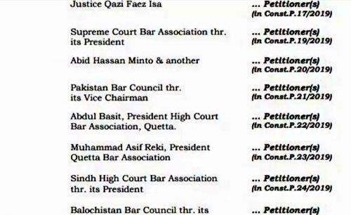 جسٹس قاضی فائزعیسیٰ ، صدارتی ریفرنس کالعدم ، فروغ نسیم ، شہزاد اکبر ، کارروائی کا حکم ، سپریم کورٹ ، تفصیلی فیصلہ ، 92 نیوز