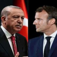 مسلم مخالف بیانات ، ترک صدر اردوان ، فرانسیسی ہم منصب ، برس پڑے ، دماغی علاج کا مشورہ ، استنبول ، 92 نیوز