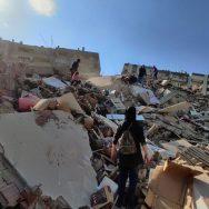 ترکی ، زلزلے ، 19 افراد جاں بحق ، 700 سے زائد زخمی ، 17 عمارتیں منہدم ، انقرہ ، 92 نیوز