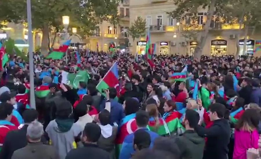 آذربائیجان اور آرمینیا کے درمیان جنگ روسی مداخلت کے بعد تھم گئی