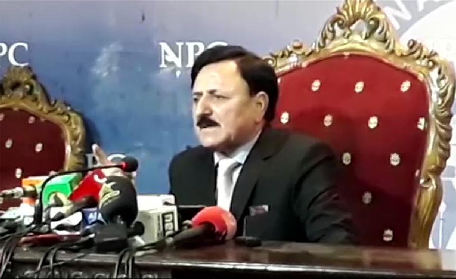 گلگت بلتستان کے الیکشن میں فوج کا کوئی عمل دخل نہیں ہو گا ، چیف الیکشن کمشنر راجہ شہباز