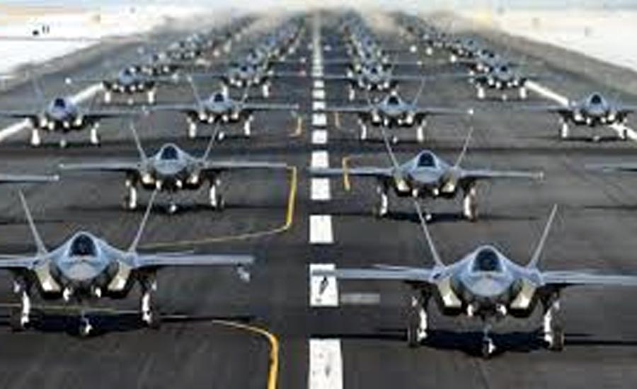 امریکا 50 عدد ایف 35 طیاروں سمیت دیگر جنگی سامان متحدہ عرب امارات کو بیچے گا