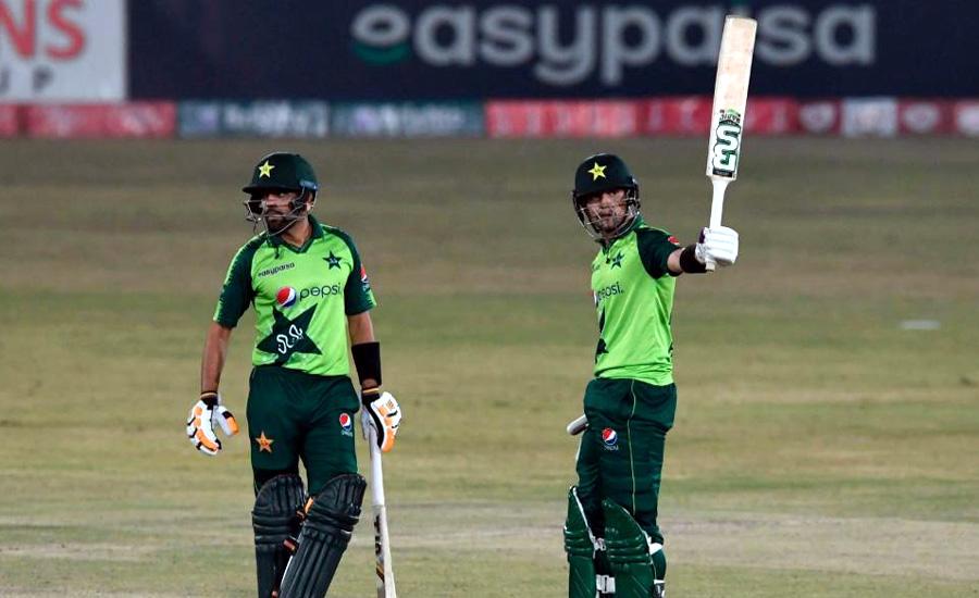 دوسرا ٹی 20، پاکستان نے زمبابوے کو 8 وکٹوں سے شکست دیکر سیریز اپنے نام کرلی