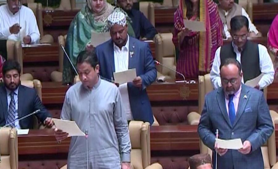 ارکان سندھ اسمبلی کے مالی گوشواروں کی تفصیلات جاری