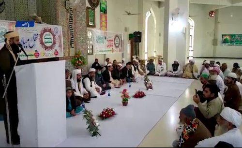 پنجاب ، ہفتہ شان رحمت اللعالمین ﷺ ، تقریبات ، میلاد کی محفلیں ، 92 نیوز