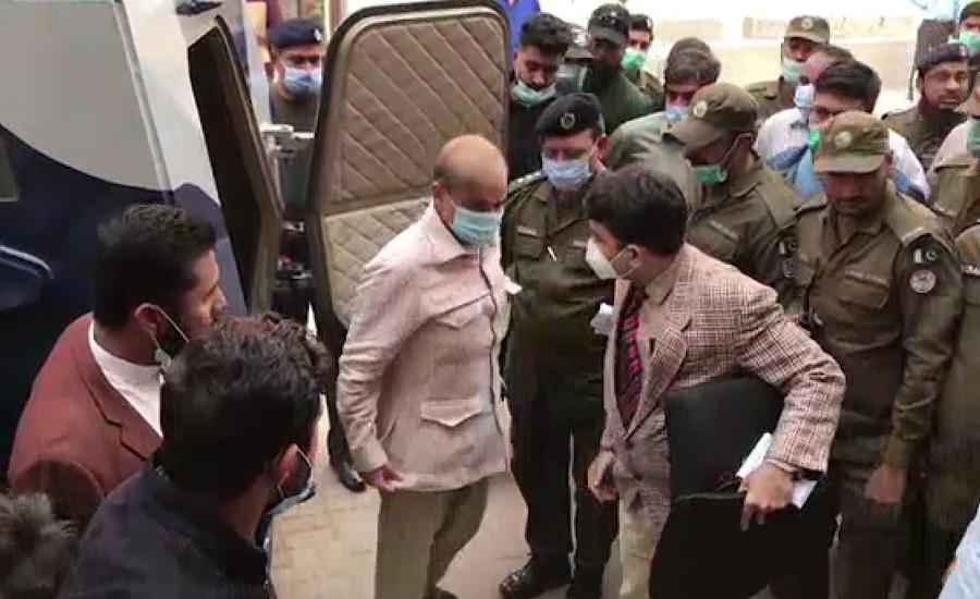 شہباز شریف اور حمزہ کی پیرول پر رہائی کیلئے درخواست جمع کرا دی گئی