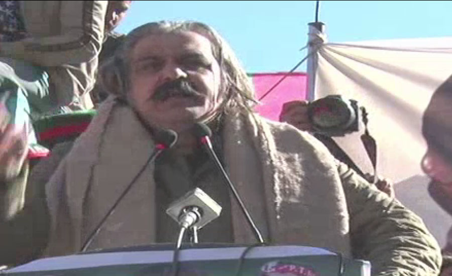 عمران خان این آر او دے دیں تو بلاول اور مریم ان کے نعرے ماریں گے ، علی امین گنڈا پور