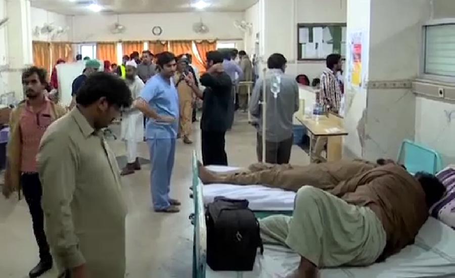 کورونا وبا سے ایک دن میں37 افراد جان کی بازی ہار گئے